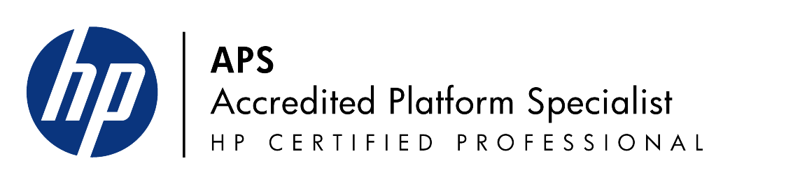 HP APS Cerified IT Professional